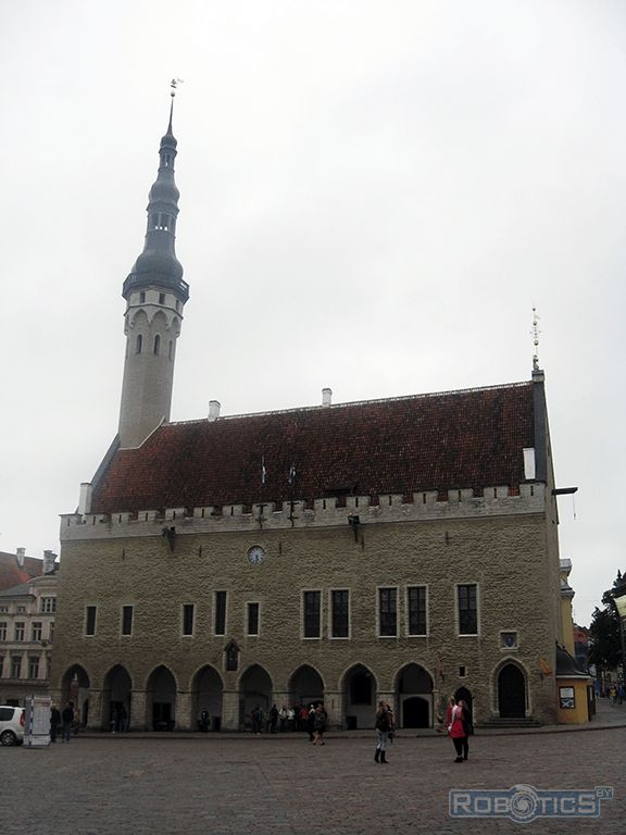 Sightseeing tour of Tallinn.