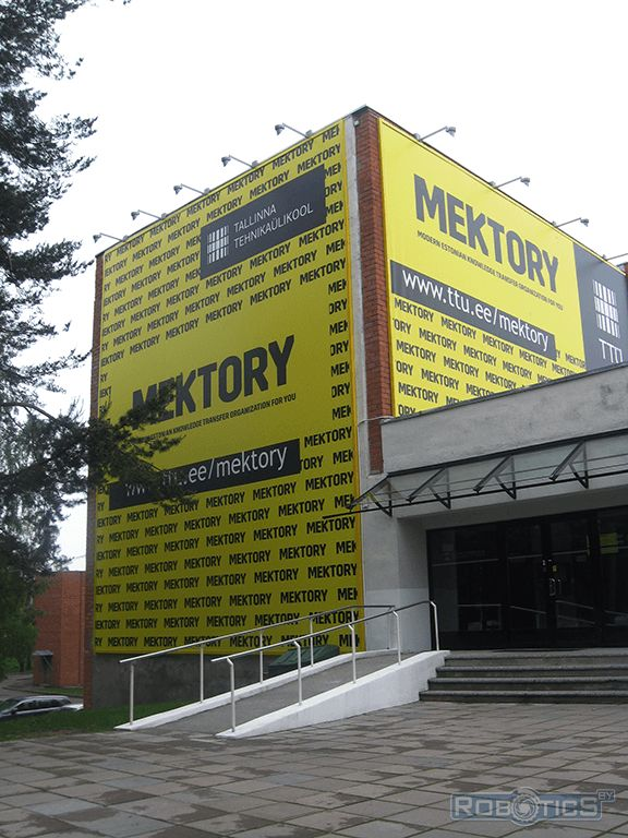 The main housing of the building «MEKTORY».