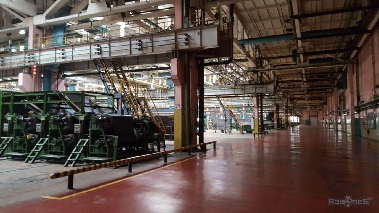 """""""Belshina"""" JSC industrial premises"""
