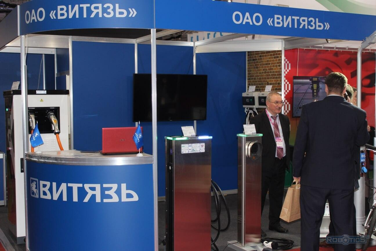 """Vityaz"" JSC stand at the ""TIBO-2019"" exhibition"
