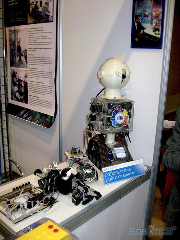 Laboratory of robotics ИАЦ.