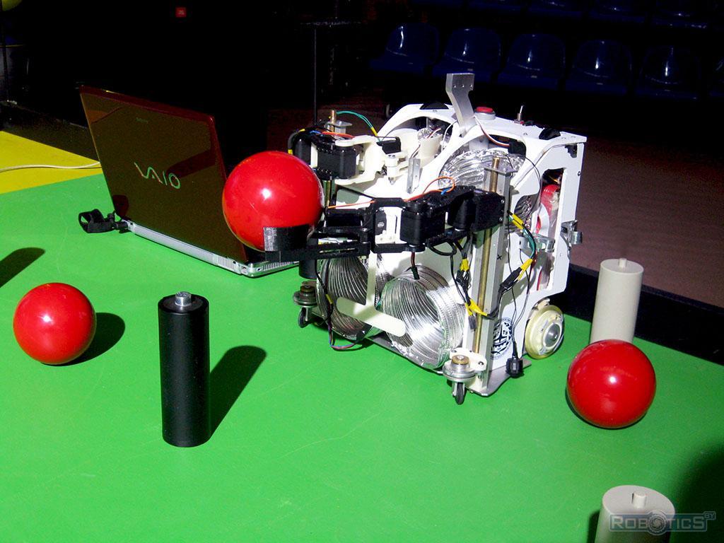 Competition eurobot.