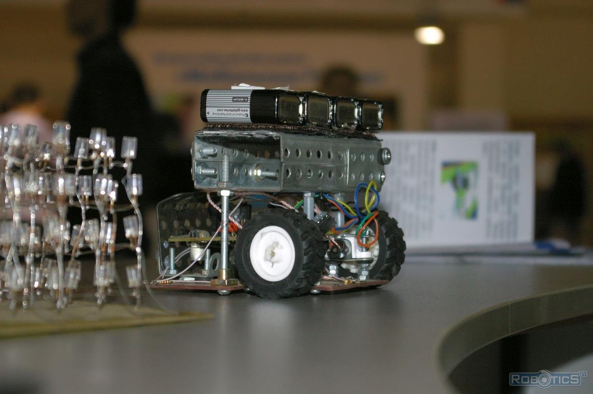 Participants IV International Forum «Robots-2014».