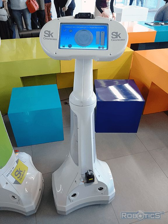 Telepresence Robot Webot from company Wicron.