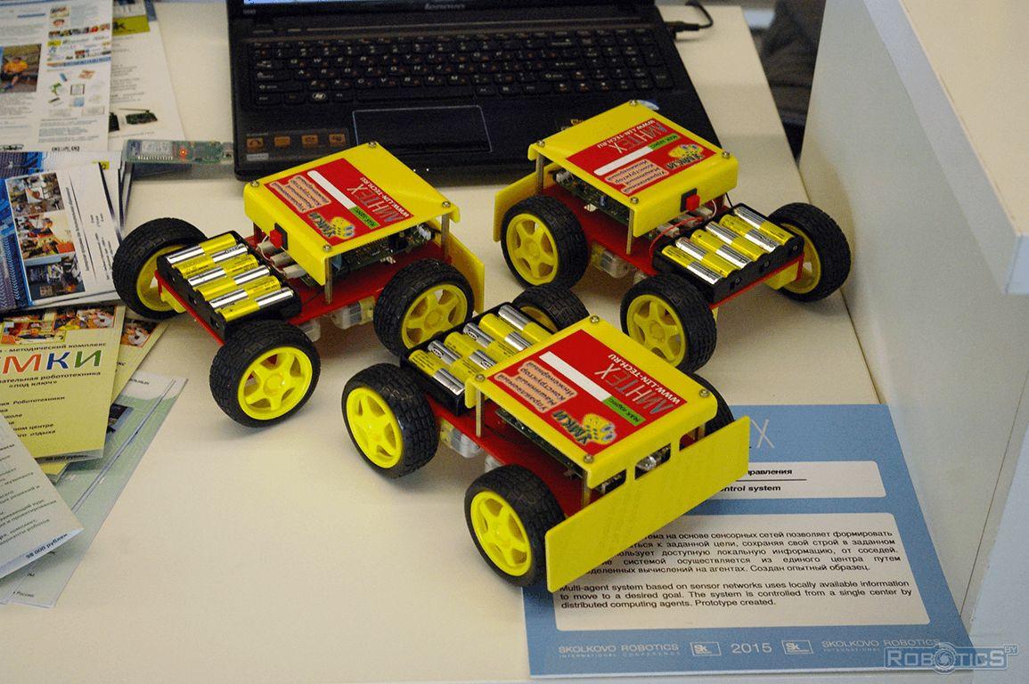УМКИ - Управляемый машинный конструктор инженерный.