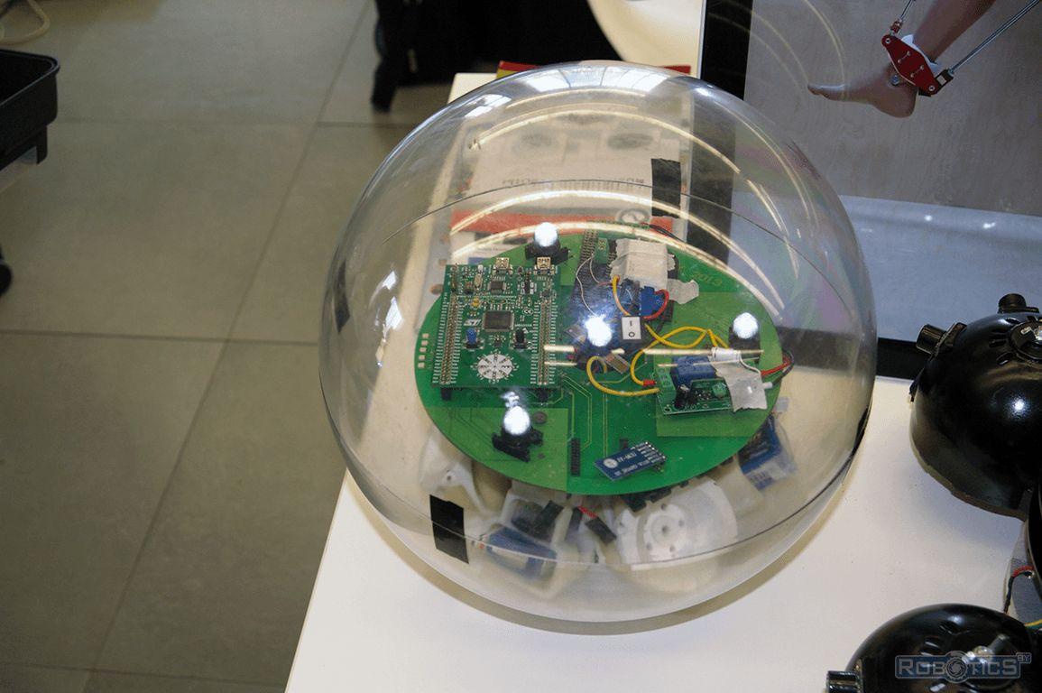 Robot Ball.