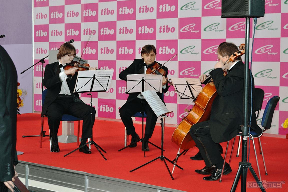 String Quartet.