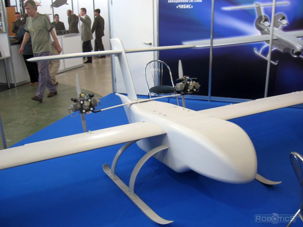 "Unmanned aerial vehicle ""Chibis""."