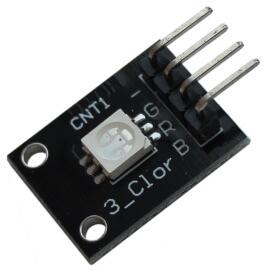 SMD RGB светодиодный модуль Arduino