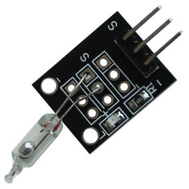 Tilt Switch Module. ARDUINO SENSOR KIT