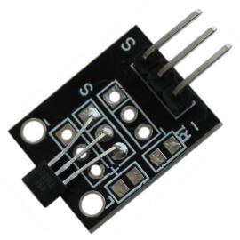 Аналоговый магнитный датчик Холла Arduino