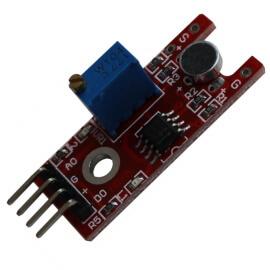 Маленький микрофонный модуль Arduino